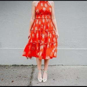 La Vie Rebecca Taylor Catrine Voile Dress